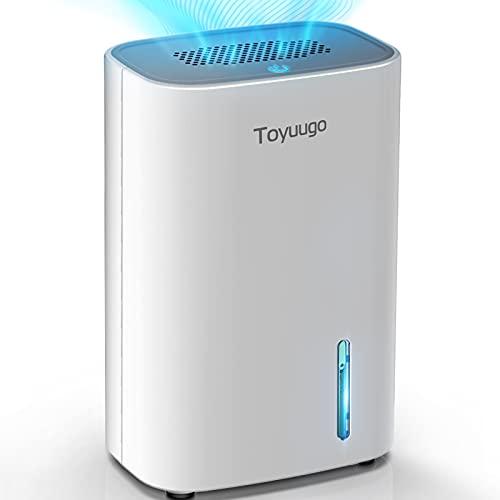 Toyuugo Luftentfeuchter 800ml Dehumidifier mit 2...