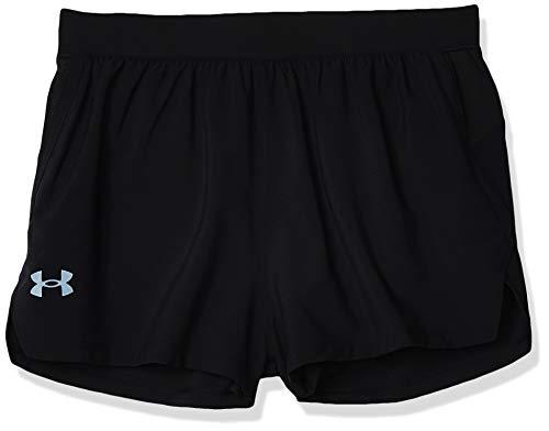 Under Armour Men's Launch Shorts, Black, Large