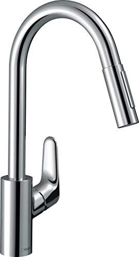 hansgrohe Küchenarmatur Focus M41, Wasserhahn...