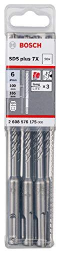 Bosch Professional 10 tlg. Hammerbohrer SDS...