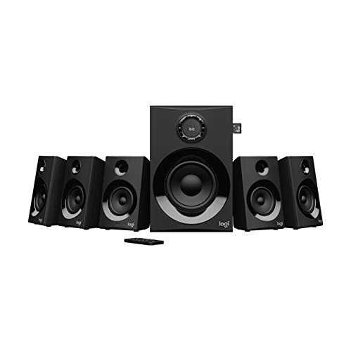 Logitech Z607 5.1 Surround Sound Lautsprecher...