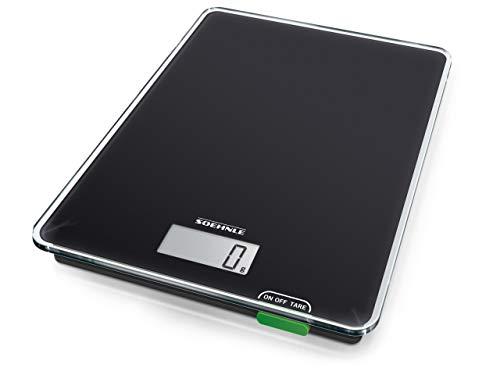 Soehnle Page Compact 100, digitale Küchenwaage,...
