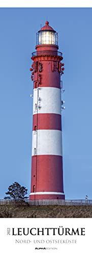 Leuchttürme - Nord- und Ostseeküste 2022 -...