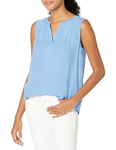 Amazon Essentials Sleeveless Woven Dress-Shirts,...
