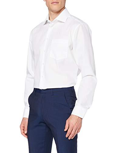 Seidensticker Herren Business Hemd Regular Fit...