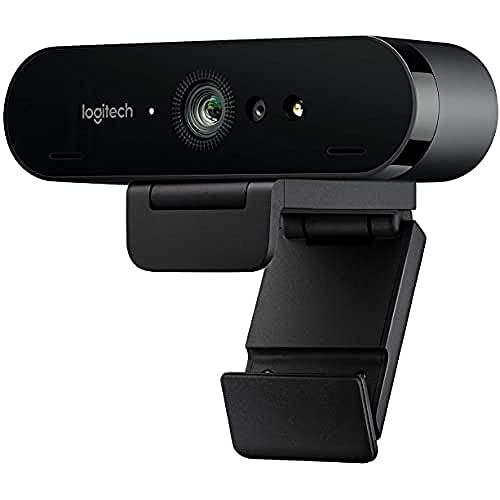 Logitech BRIO STREAM Webcam, 4K Ultra-HD 1080p,...