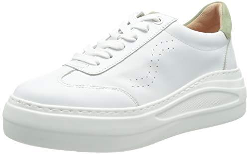 Unisa Damen FARIZA_NF_KS Sneaker, White/Holm, 38...