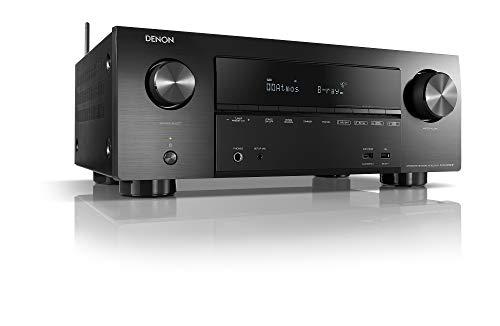 Denon AVR-X2600H 7.2-Kanal AV-Receiver, Hifi...