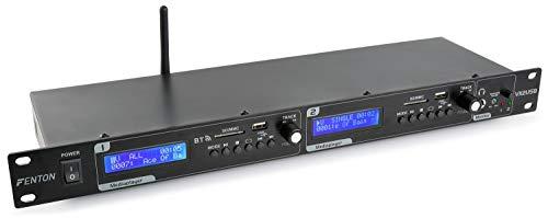 Fenton - VX2USD DJ-Player (USB SD Eingang,...