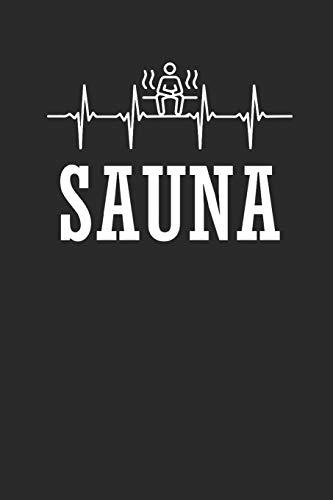 Sauna: Notizbuch Geschenk Notebook Aufguss Journal...