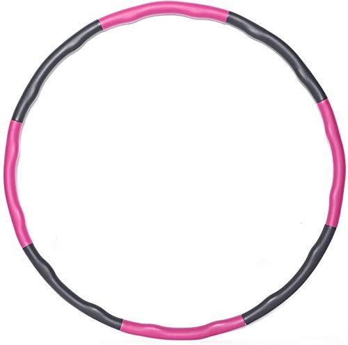 KOVEBBLE Hula Hoop Reifen für Erwachsene und...