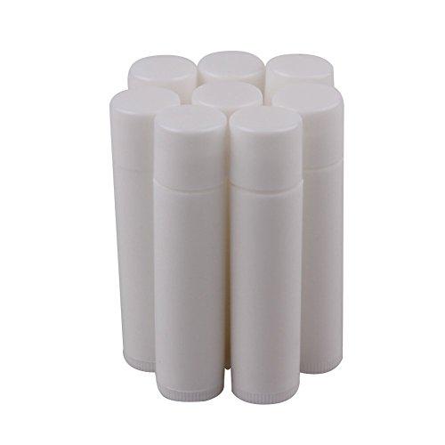 HugeStore 5ML Weiß Leer Kunststoff...