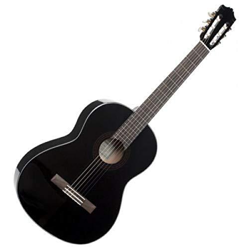 Yamaha C40BLII Akustikgitarre schwarz –...