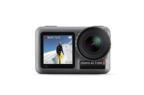 DJI Osmo Action Cam - Digitale Actionkamera mit 2...