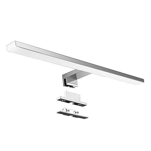 Aourow LED Spiegelleuchte Bad Spiegel Lampe 10W...