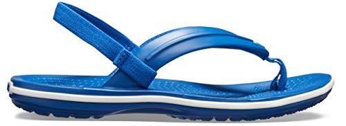 Crocs Unisex-Kinder Crocband Strap Flip...