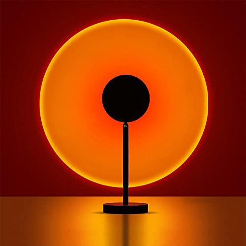 Sunset Lamp,Sonnenuntergangslampe,180°Drehung...