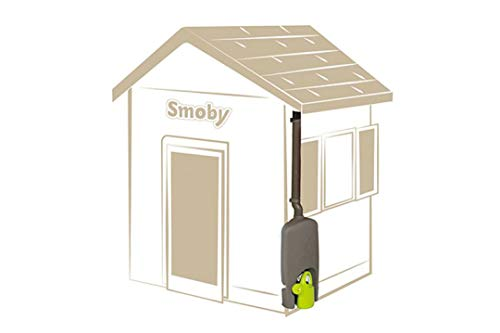 Smoby – Regenfass mit Gießkanne – Zubehör...