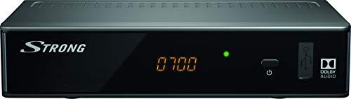 STRONG SRT 8541 DVB-T2 Receiver, freenet-TV Full...
