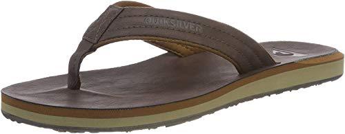Quiksilver Herren Carver Nubuck - Sandals for Men...