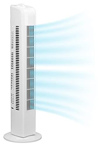 Interior Lifetime Turmventilator leise 78cm - TÜV...