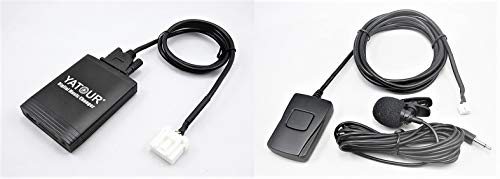 Yatour YTM06-MAZ1-BT digitaler Musik-Adapter USB....