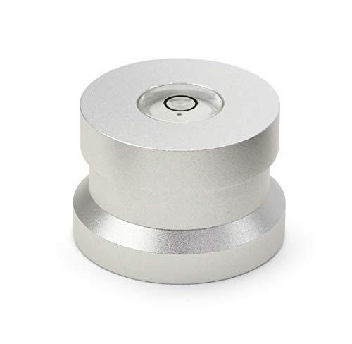 Dynavox Single Puck ASP3, Adapter aus Aluminium...