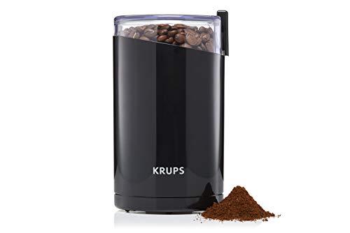 Krups F20342 Kaffeemühle und Gewürzmühle in...