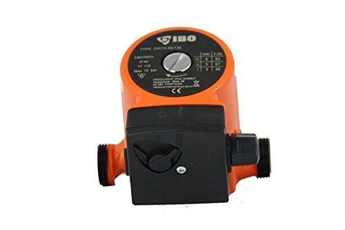 Umwälzpumpe Heizungspumpe 15-60 130 230V IBO...