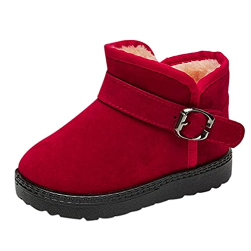 Schneestiefel Kinderschuhe Jungen Kurze Stiefel...