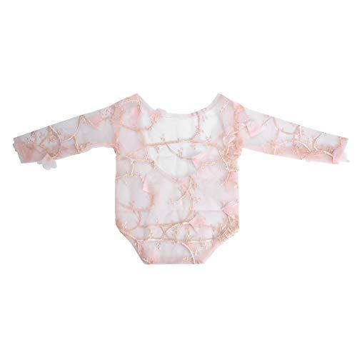 Baby Anzug Spitze Kleidung Blütenblatt Fotografie...