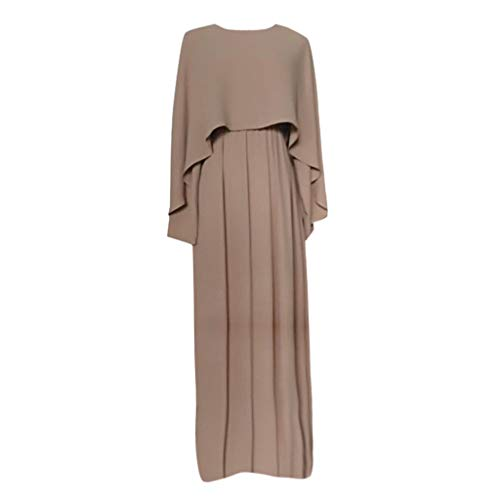 Lazzboy Vintage Women Abaya Long Maxi DRE Arab...