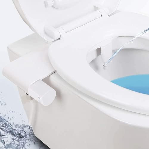 Bidet-Aufsatz mit Süßwasser, Nicht Elektrisches...