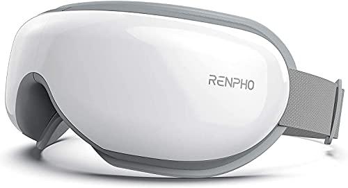 RENPHO Augenmassagegerät mit Wärme, Vibration...