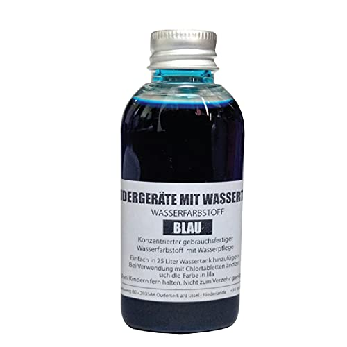 LevinQ Rudergerät Tankwasserfarbe Blau mit...