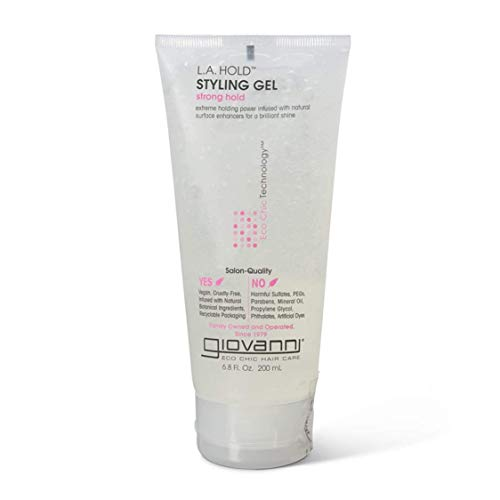 Giovanni Cosmetics L.A Hold Styling Gel, 229 g