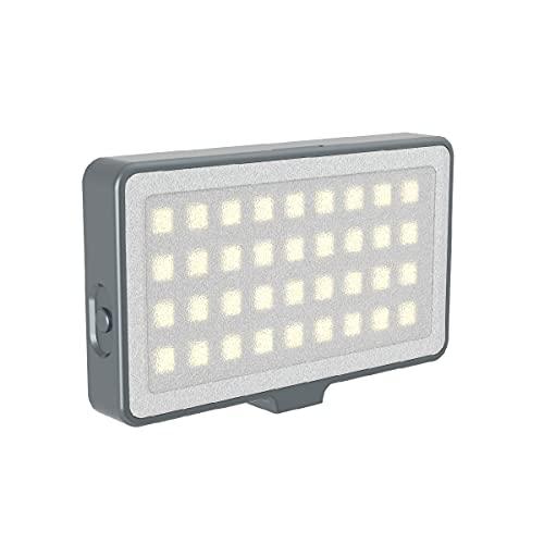 DigiPower LED-Videolicht mit 3 Beleuchtungsmodi...