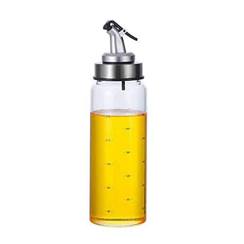 SMEJS Ölspender Gewürzflasche Spender Sauce...