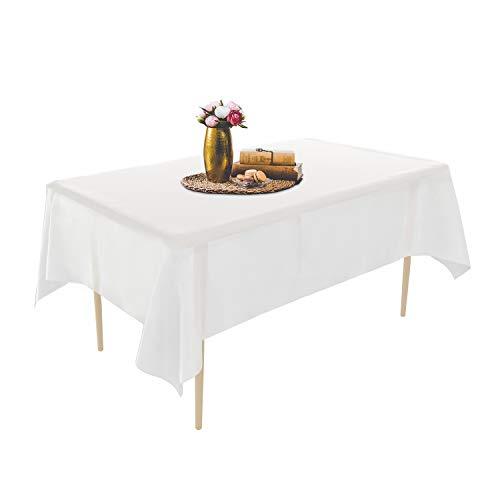 Puricon [6 Stücke] Einweg Tischdecke aus...