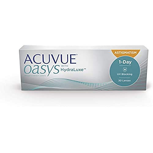 Acuvue Oasys 1-Day for Astigmatism Tageslinsen...
