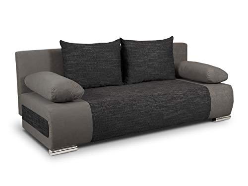 Schlafsofa Naki - Sofa mit Schlaffunktion und...
