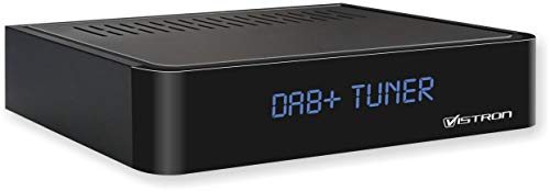 Vistron Youtune 1 DAB+ Radiotuner, digitaler DAB...