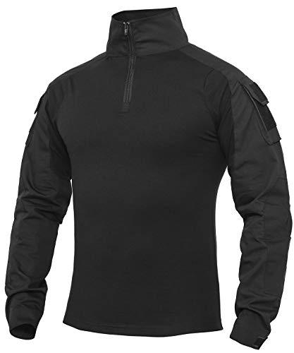 XKTTAC Herren Taktisches Hemd Outdoor Shirt...