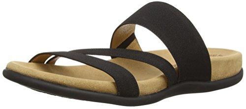 Gabor Shoes 03.702 Damen Pantoletten ,Schwarz (87...