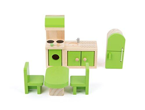 Small Foot 10873 Puppenmöbel aus Holz für die...
