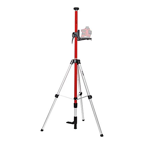 STIER Teleskopstange für Kreuzlinienlaser 360 cm,...