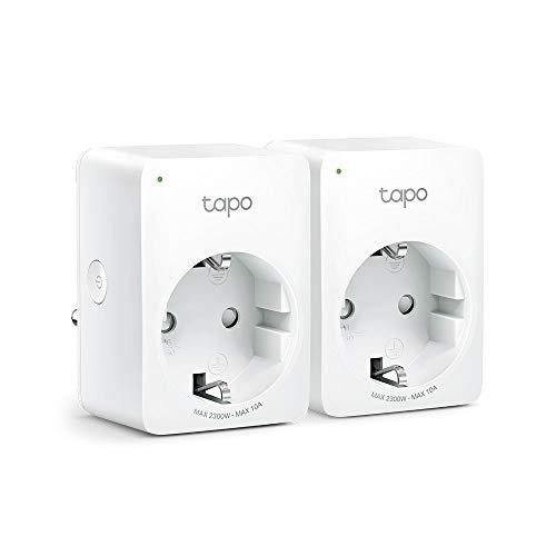 TP-Link Tapo WLAN Smart Steckdose Tapo P100...