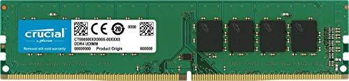 Crucial RAM CT8G4DFS824A 8GB DDR4 2400 MHz CL17...