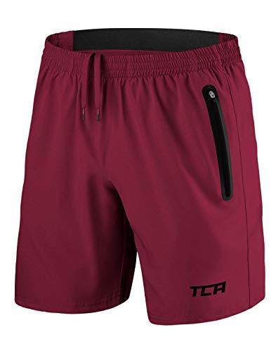 TCA Elite Tech Herren Trainingsshorts für...