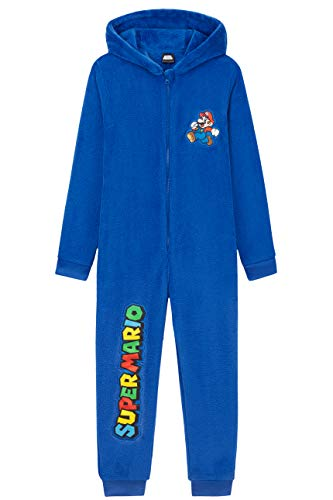 Unbekannt Super Mario Jumpsuit Kinder, Onesie...